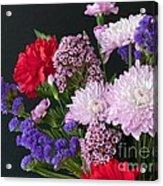 Floral Mix Acrylic Print