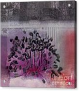 Floralart - 02b Acrylic Print