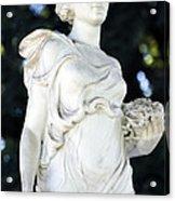 Florence Brokaw Satterwhite Memorial IIi Cave Hill Cemetery Acrylic Print