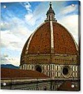 Florence Duomo Italy Acrylic Print