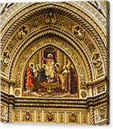 Florence - Santa Maria Del Fiore  Acrylic Print
