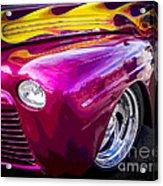 Florida Flames Acrylic Print