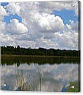 Florida Lake 1 Acrylic Print