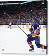 Florida Panthers V New York Islanders - Acrylic Print