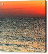 Florida Point Sunrise Acrylic Print
