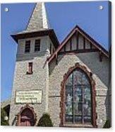 Florida Reform Church Acrylic Print