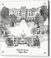 Florida State University Acrylic Print