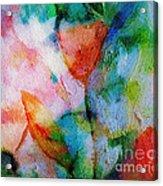Florisan Acrylic Print