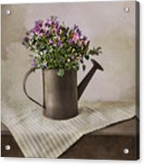 Flourish Acrylic Print