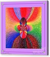 Flower 290c Acrylic Print