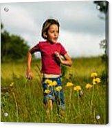 Flower Child Acrylic Print