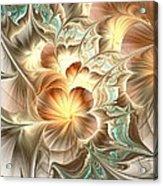 Flower Daze Acrylic Print