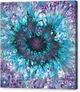 Flower Fantasy 3 Acrylic Print