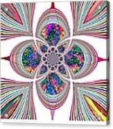Flower High Acrylic Print