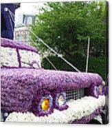 Flower Parade. 03 Blumencorso Holland 2011 Acrylic Print