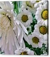 Flowering Together Acrylic Print