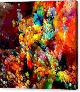 Flowers 0525 Marucii Acrylic Print