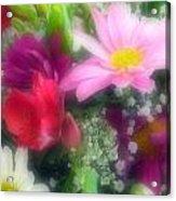Flowers -3  Acrylic Print