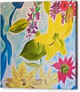 Flowers For Mom Acrylic Print