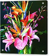 Flowers For You 1 Acrylic Print
