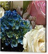 Flowers For Zoe Ellen Acrylic Print