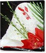 Flowers Acrylic Print by Gabriele Mueller