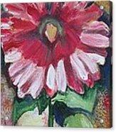 Flowery Days 11 Acrylic Print