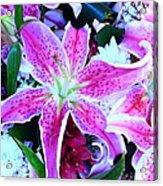 Flowerz2 Acrylic Print
