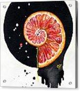 Fluidity 13 - Elena Yakubovich Acrylic Print