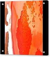 Fluidity B 5c Acrylic Print