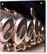 Flute Acrylic Print