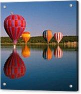 Fly New Mexico Acrylic Print