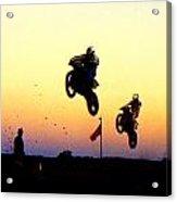 Flying Frenchmen Acrylic Print