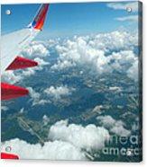 Flying High 3 Acrylic Print