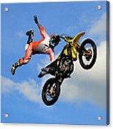 Flying One Acrylic Print