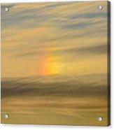 Flying Through The Rainbow Acrylic Print