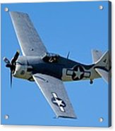 Fm-2 Flyby Acrylic Print