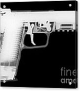 Fn 57 Reverse Acrylic Print