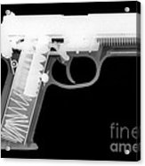 Fn P9 Reverse Acrylic Print
