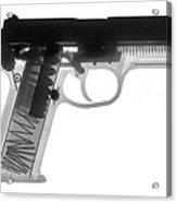 Fn P9a Hand Gun X-ray Print Acrylic Print