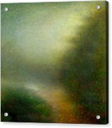Fog #3 - Silent Words Acrylic Print