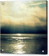 Fog Bank Acrylic Print