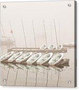 Fogged In Again Acrylic Print by Bob Orsillo