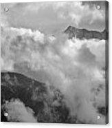 Sky And Earth Acrylic Print