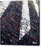 Follow Me - Abstract Photography By Sharon Cummings Acrylic Print