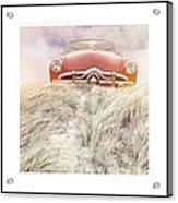 Follow Your Dreams Signed Mini Acrylic Print