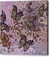 Following The Breeze Acrylic Print by Jack Zulli