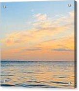Folly Beach Lighthouse Acrylic Print