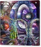 Fomorii Universe Acrylic Print