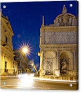 Fontana Dell'acqua Felice Acrylic Print